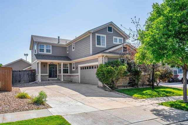 16224 E 105th Avenue, Commerce City, CO 80022 (#5979691) :: Own-Sweethome Team