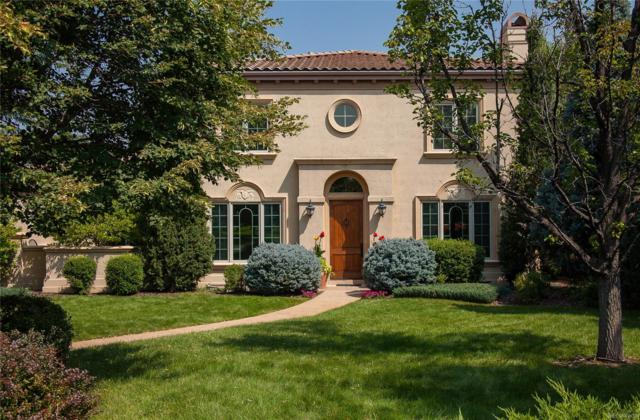 25 Foxtail Circle, Cherry Hills Village, CO 80113 (#5979762) :: The City and Mountains Group
