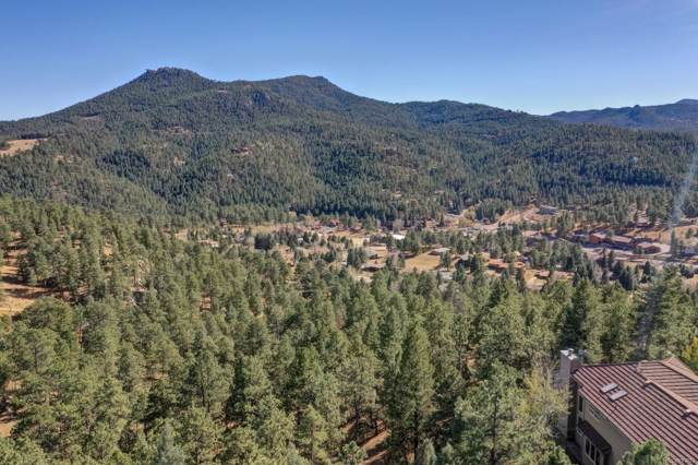 4094 S Alpine Drive, Evergreen, CO 80439 (MLS #5979964) :: 8z Real Estate