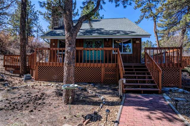 2791 Lost Lake Trail, Franktown, CO 80116 (#5980073) :: Briggs American Properties