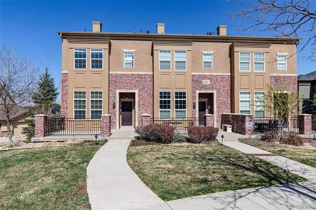 515 Elmhurst Way A, Highlands Ranch, CO 80129 (#5980201) :: The Artisan Group at Keller Williams Premier Realty