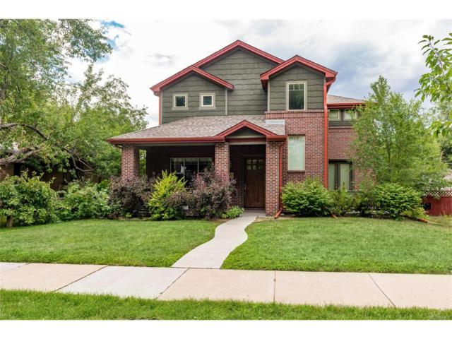 1679 S Downing Street, Denver, CO 80210 (#5980734) :: Thrive Real Estate Group