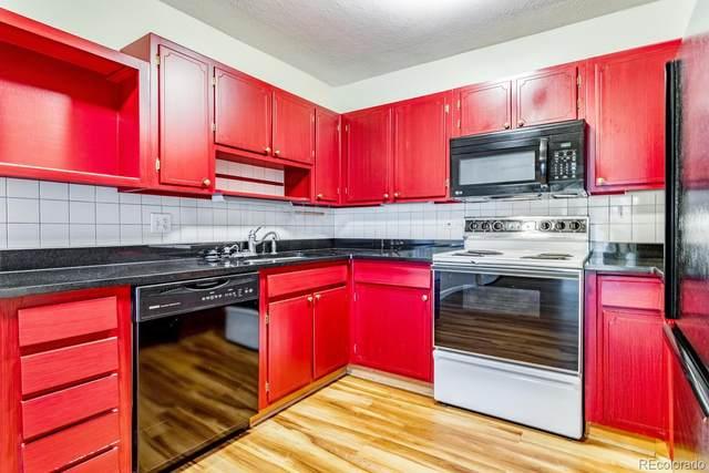 610 S Clinton Street 4B, Denver, CO 80247 (#5980742) :: Mile High Luxury Real Estate