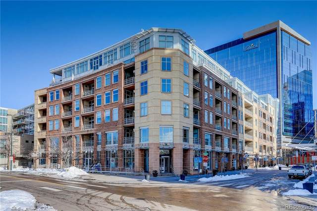 1610 Little Raven Street #202, Denver, CO 80202 (MLS #5980759) :: Find Colorado