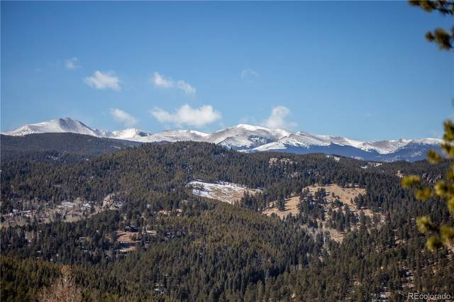 7151 Lynx Lair Road, Evergreen, CO 80439 (#5980832) :: The Harling Team @ HomeSmart