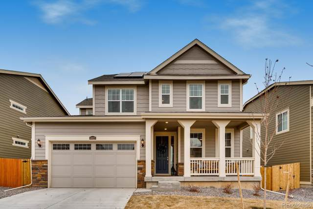 14923 Chicago Street, Parker, CO 80134 (#5980894) :: The DeGrood Team