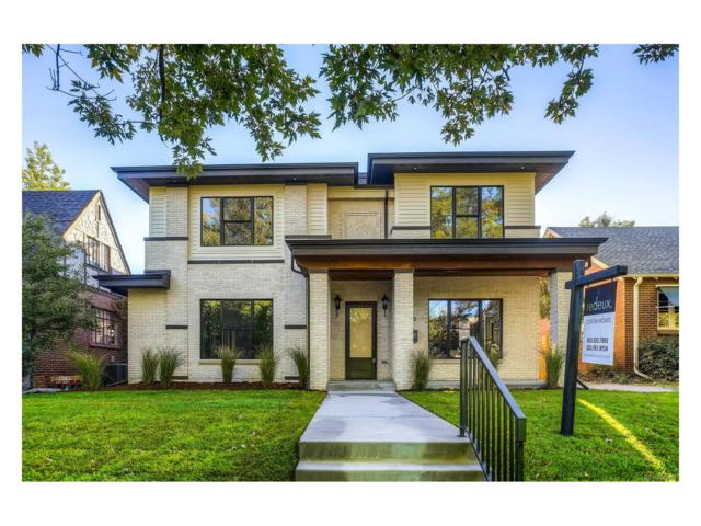 1010 S Elizabeth Street, Denver, CO 80209 (MLS #5980983) :: 8z Real Estate