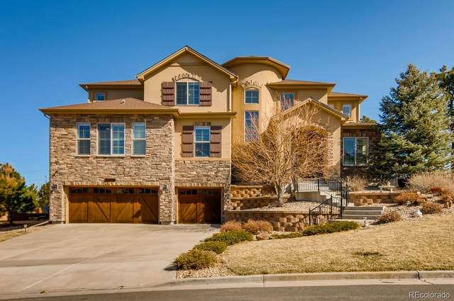 20199 E Shady Ridge Road, Parker, CO 80134 (MLS #5981293) :: Keller Williams Realty