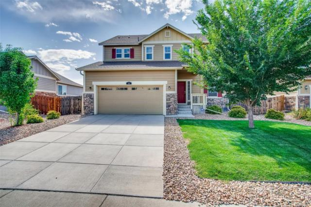 89 S Millbrook Street, Aurora, CO 80018 (#5981339) :: The Heyl Group at Keller Williams