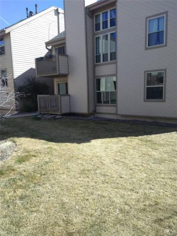 701 N Harlan Street #50, Lakewood, CO 80214 (MLS #5981503) :: 8z Real Estate