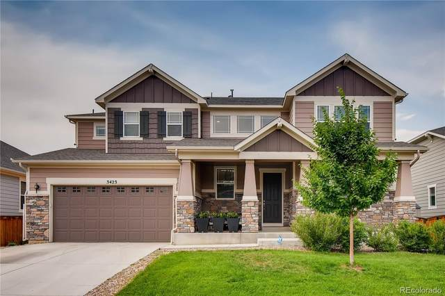 3423 E 143rd Place, Thornton, CO 80602 (MLS #5981857) :: 8z Real Estate