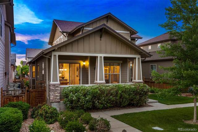 10366 Bluffmont Drive, Lone Tree, CO 80124 (#5981894) :: Mile High Luxury Real Estate
