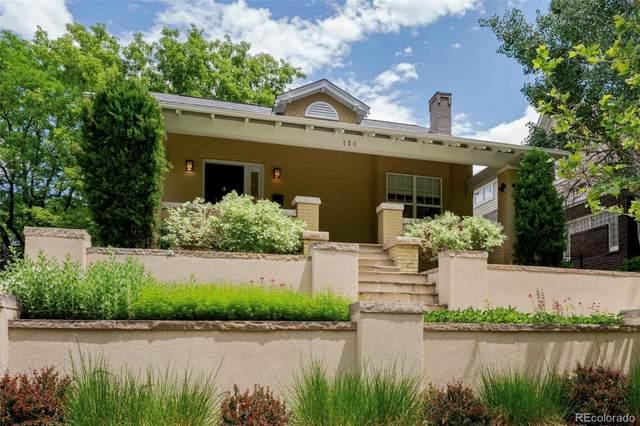 150 S Humboldt Street, Denver, CO 80209 (#5982895) :: Kimberly Austin Properties