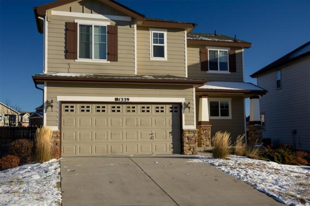 1339 Yellow Granite Way, Monument, CO 80132 (#5983433) :: The HomeSmiths Team - Keller Williams