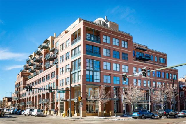1499 Blake Street 3G, Denver, CO 80202 (#5983641) :: The Griffith Home Team