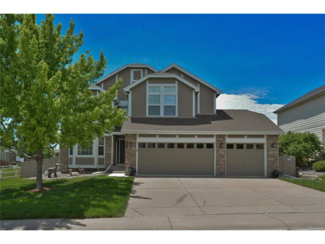 16016 Brooklime Court, Parker, CO 80134 (MLS #5983696) :: 8z Real Estate
