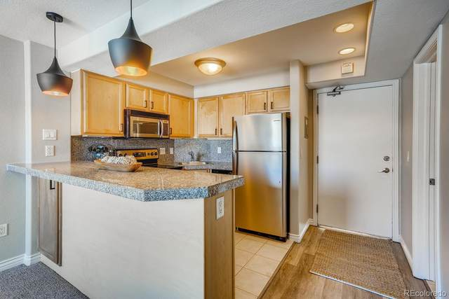 1833 N Williams Street #406, Denver, CO 80218 (#5983964) :: The HomeSmiths Team - Keller Williams
