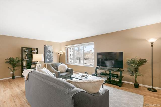 855 N Pennsylvania Street #311, Denver, CO 80203 (#5984032) :: Berkshire Hathaway Elevated Living Real Estate