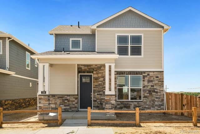 21894 E 9th Place, Aurora, CO 80018 (#5984106) :: The Gilbert Group