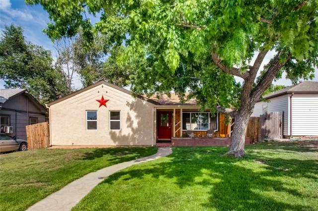 220 S Meade Street, Denver, CO 80219 (#5984186) :: The DeGrood Team