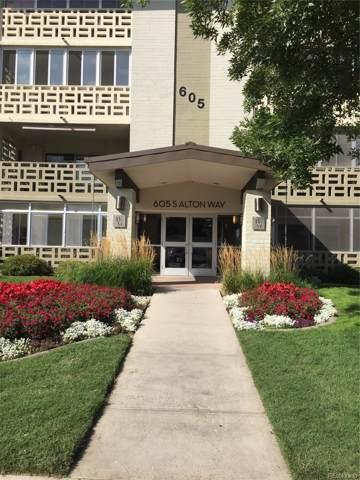 605 S Alton Way 2D, Denver, CO 80247 (#5984553) :: The Peak Properties Group