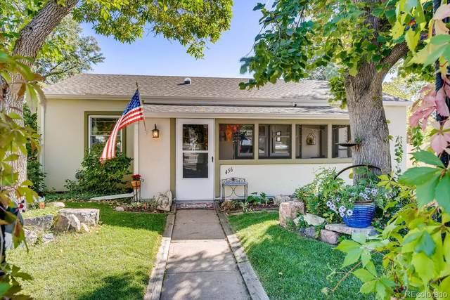 456 S Pierson Street, Lakewood, CO 80226 (MLS #5984624) :: 8z Real Estate