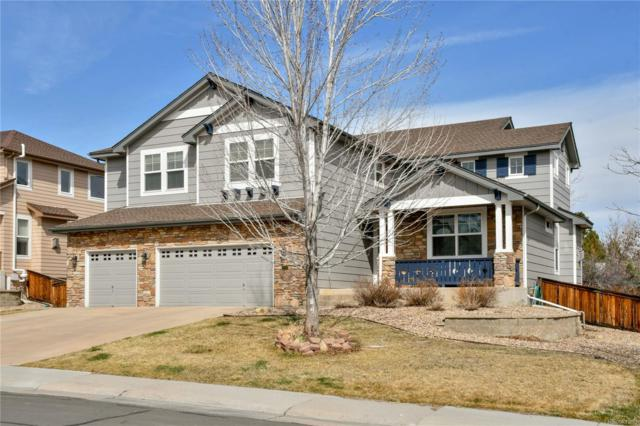 9469 W Belfast Place, Littleton, CO 80127 (#5984679) :: The Heyl Group at Keller Williams
