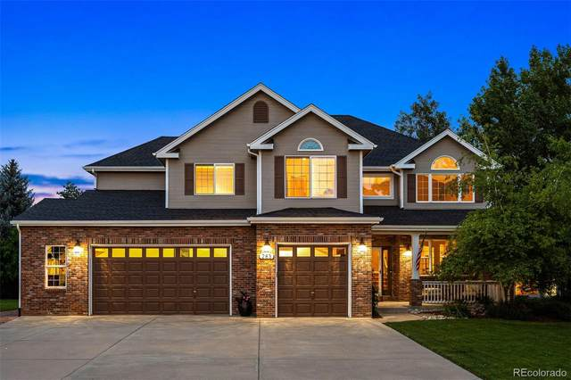 283 Antelope Point, Lafayette, CO 80026 (#5984858) :: The Gilbert Group