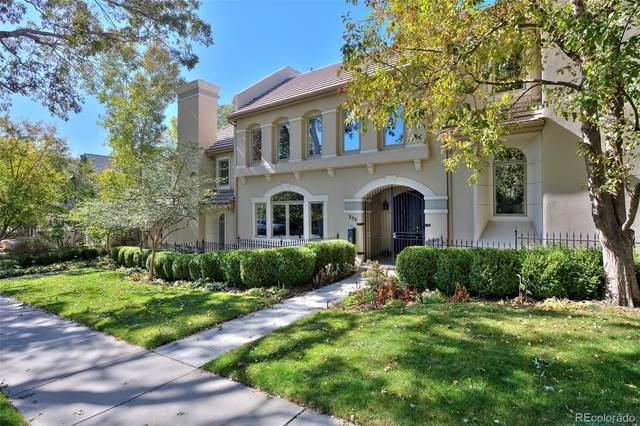 355 Adams Street, Denver, CO 80206 (#5984925) :: Mile High Luxury Real Estate