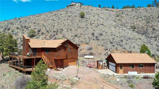 30207 Weisshorn Circle, Pine, CO 80470 (MLS #5985419) :: 8z Real Estate