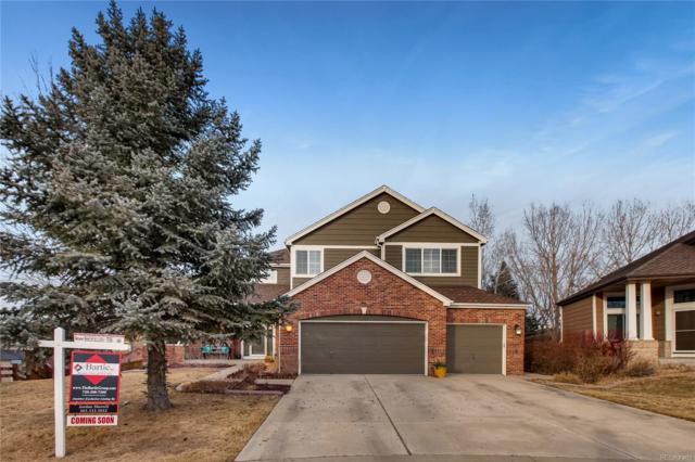 16061 Hollyridge Drive, Parker, CO 80134 (#5985474) :: The Tamborra Team