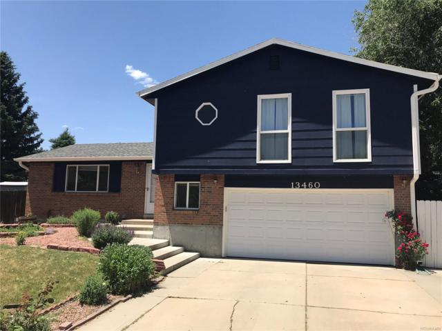 13460 W 73rd Avenue, Arvada, CO 80005 (#5985909) :: Structure CO Group