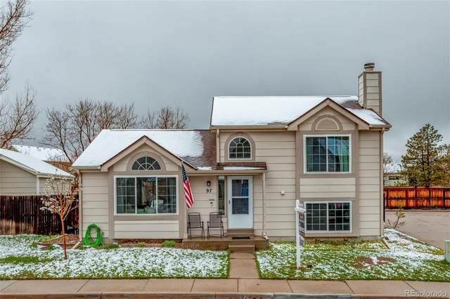 97 Quicksilver Avenue, Castle Rock, CO 80104 (#5985949) :: Colorado Home Finder Realty