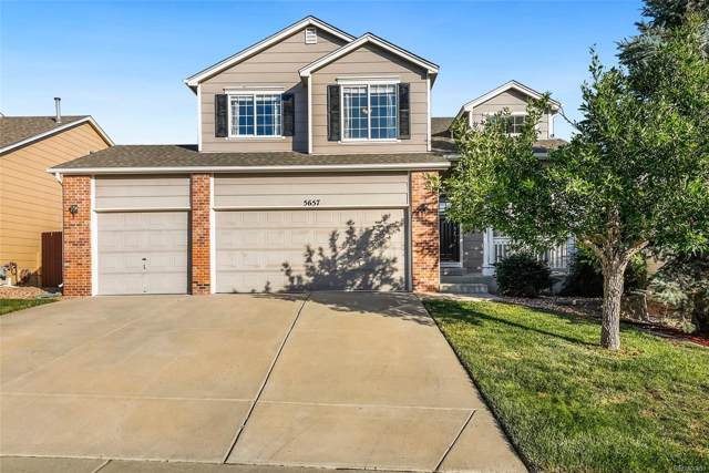 5657 S Winnipeg Street, Aurora, CO 80015 (#5986190) :: James Crocker Team