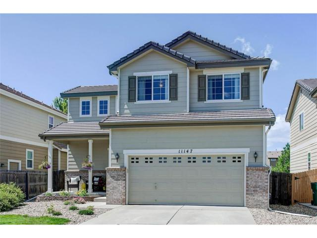 11147 Kilberry Way, Parker, CO 80134 (MLS #5986637) :: 8z Real Estate