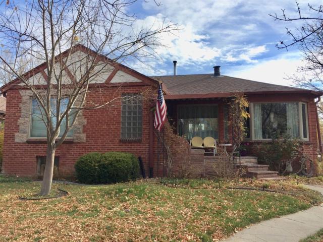 1200 Dahlia, Denver, CO 80220 (#5986647) :: Wisdom Real Estate