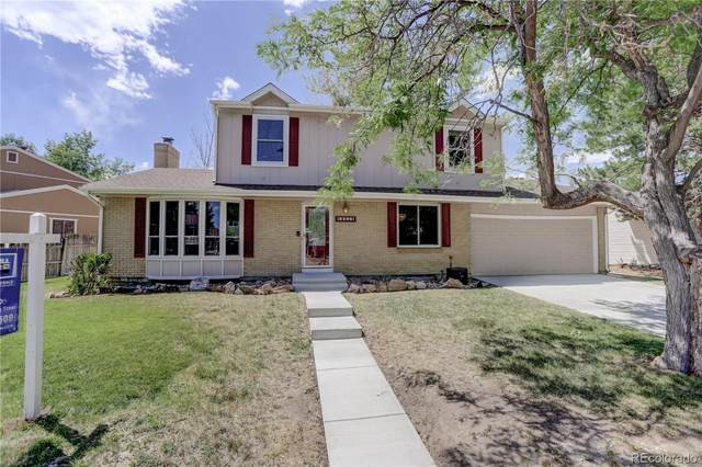 14521 E Radcliff Drive, Aurora, CO 80015 (#5986771) :: The Healey Group