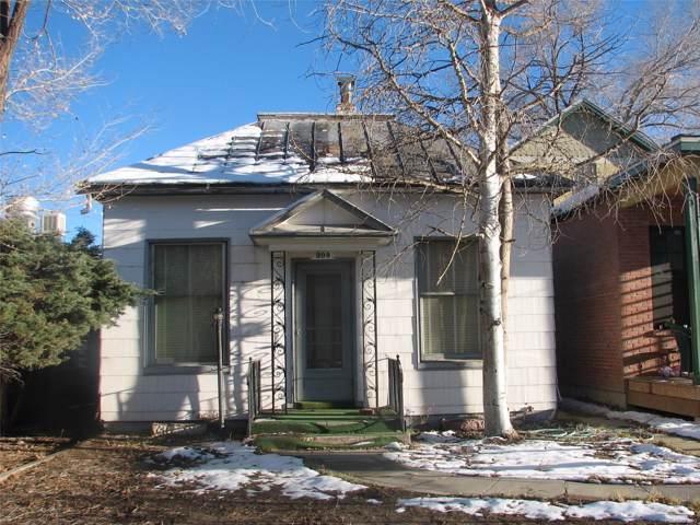 309 F Street, Salida, CO 81201 (MLS #5986942) :: Kittle Real Estate