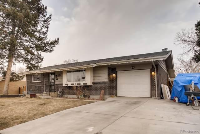 13591 E Exposition Avenue, Aurora, CO 80012 (#5987040) :: The Peak Properties Group