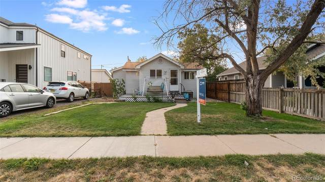 2831 S Cherokee Street, Englewood, CO 80110 (#5987571) :: Colorado Home Finder Realty