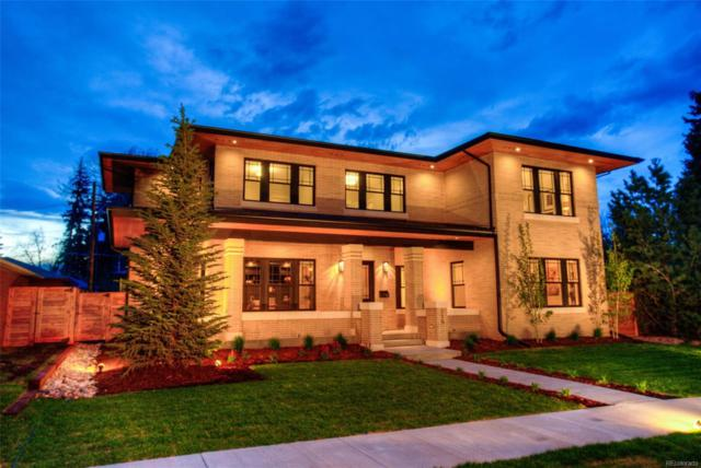 715 S Steele Street, Denver, CO 80209 (#5987754) :: The Pete Cook Home Group
