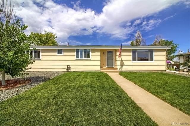 615 3rd Street, Bennett, CO 80102 (#5987755) :: Mile High Luxury Real Estate