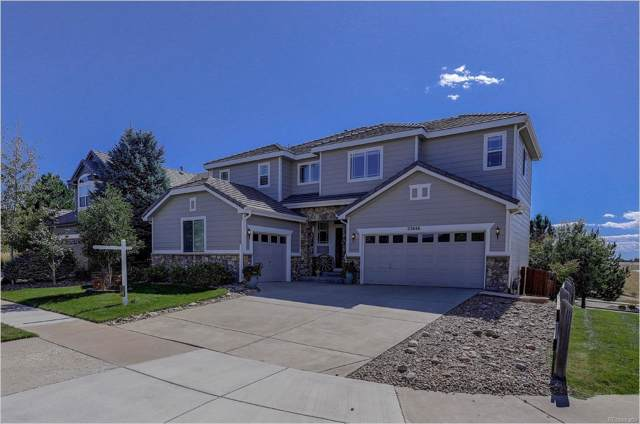 22646 Hopewell Avenue, Parker, CO 80138 (#5988109) :: The Healey Group