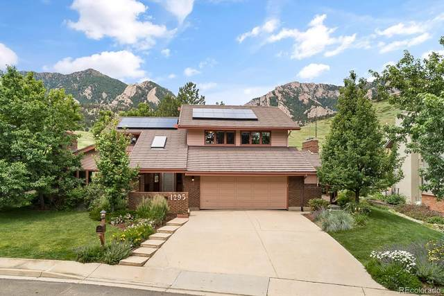1295 Wildwood Road, Boulder, CO 80305 (#5988885) :: The DeGrood Team