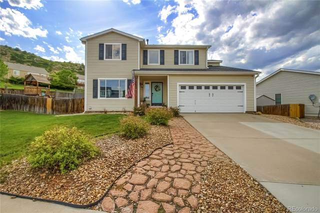 7275 Turkey Rock Road, Littleton, CO 80125 (#5989068) :: HomeSmart
