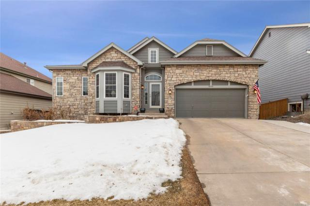 9752 Clairton Place, Highlands Ranch, CO 80126 (#5989083) :: The Griffith Home Team