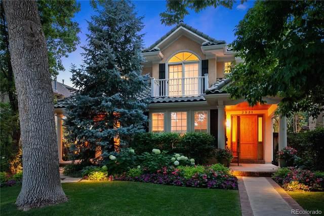 2531 S Cook Street, Denver, CO 80210 (MLS #5989086) :: 8z Real Estate