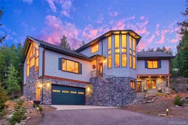 11688 Ranch Elsie Road, Golden, CO 80403 (MLS #5989928) :: 8z Real Estate