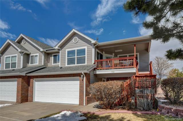 736 S Gray Street, Lakewood, CO 80226 (MLS #5990038) :: Stephanie Kolesar