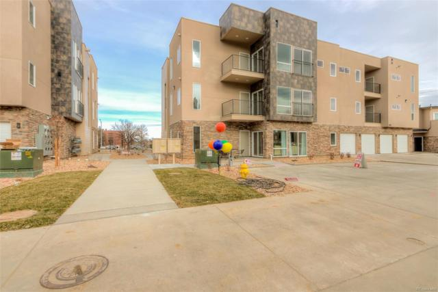 14916 E Hampden Avenue #302, Aurora, CO 80014 (MLS #5990093) :: 8z Real Estate